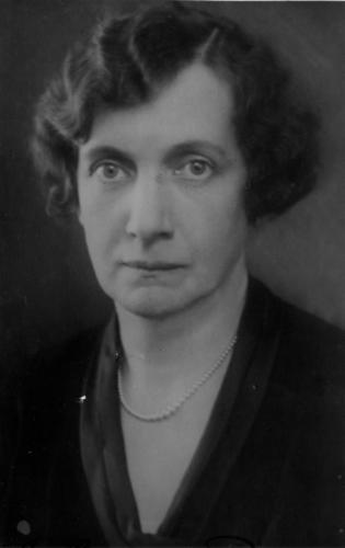 Portrait: Johanna Bordewijk-Roepman