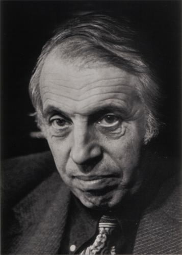 Portrait: Lex van Delden