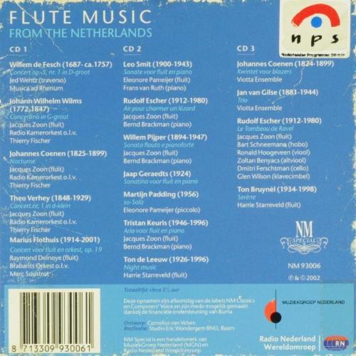 Flute Music from the Netherlands back.jpg