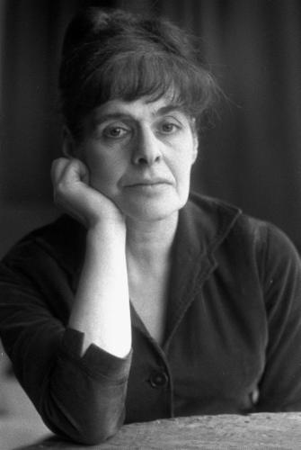 Portrait: Marjo Tal