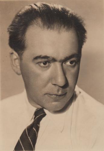 Portrait: Ignace Lilien
