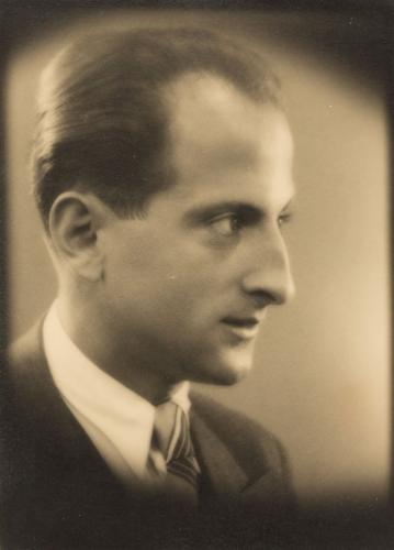 Portrait: Hans Lachman