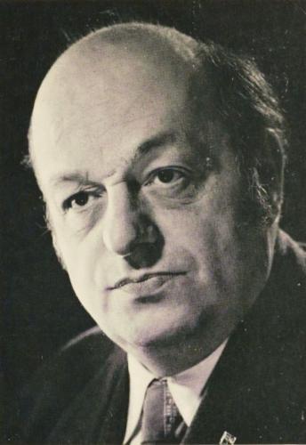 Portrait: Hans Krieg