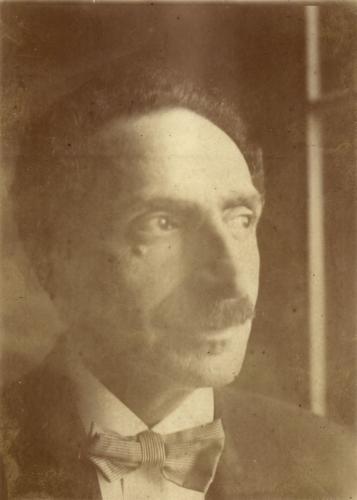 Portrait: Andries de Rosa