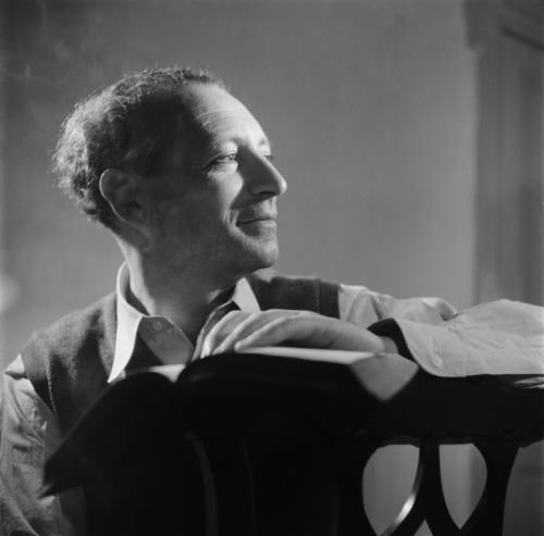Portrait: Max Vredenburg